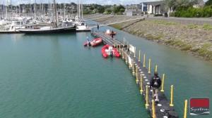 Carteret pontons flottants CUBISYSTEM