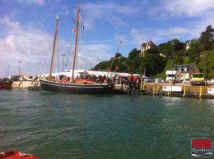pontons flottants CUBISYSTEM