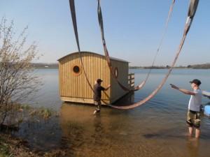Habitaciones flotantes
